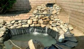 build-waterfall-pond-stone-designed
